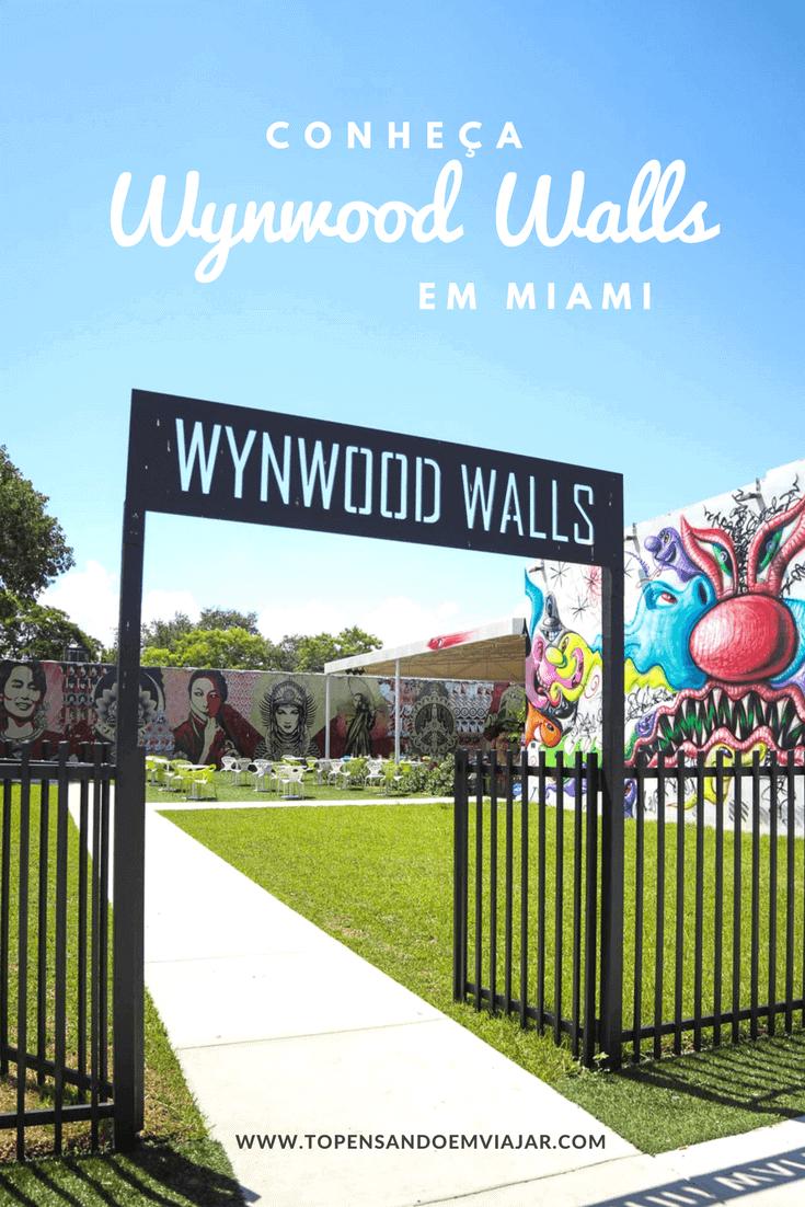 Conheça Wynwood Walls em Miami, um importante complexo cultural com murais pintados pelos mais importantes artistas de arte de rua do mundo. Como chegar, o que fazer, onde comer e todas as dicas para aproveitar ao máximo esse paraíso para os amantes de street art.