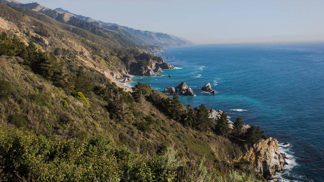 Carro Pela Califórnia