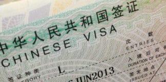 Como tirar o visto da China