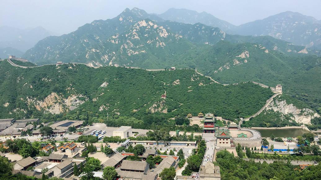 A incrível experiência de visitar a Muralha da China em Juyongguan