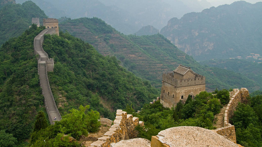 A incrível experiência de visitar a Muralha da China a partir de Pequim