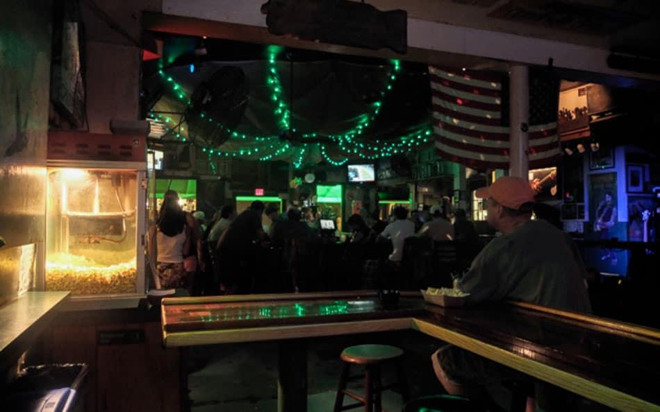The Green Parrot: bar em Key West, Flórida