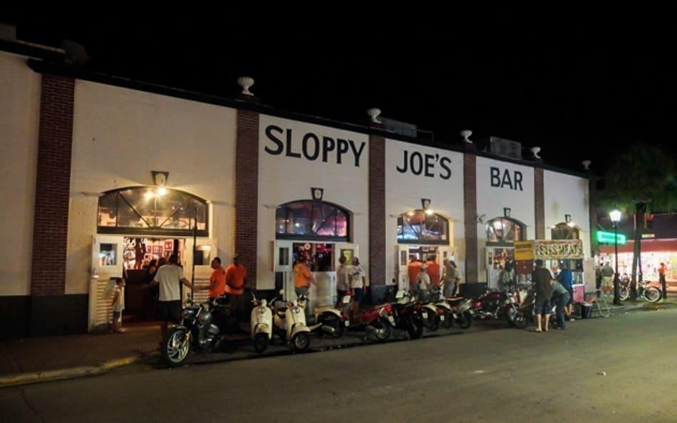 Sloppy Joe's: dica de bar em Key West