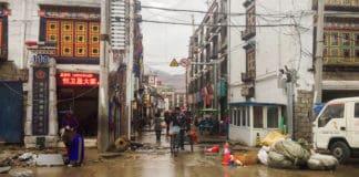 Lhasa, o coração do Tibet