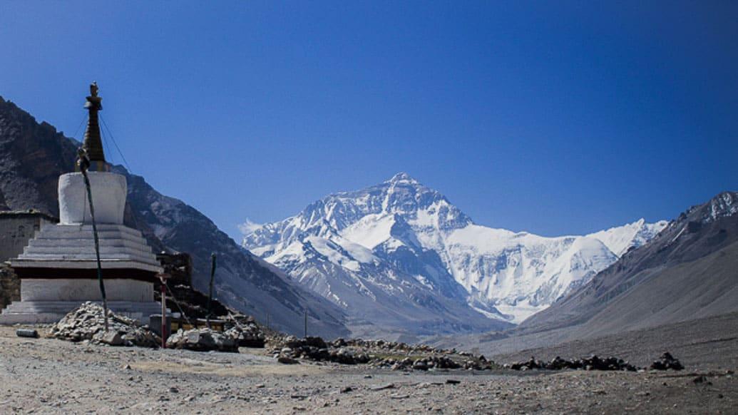 tibet-everest