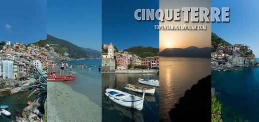 Viagem Cinque terre Itália