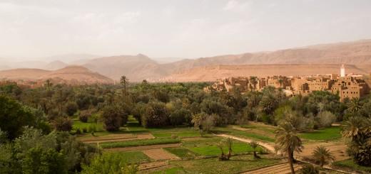 Marrocos - As gargantas de Todra e Dades