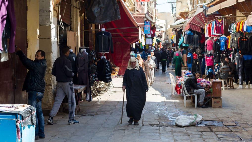 Mellah, Fès, Marrocos