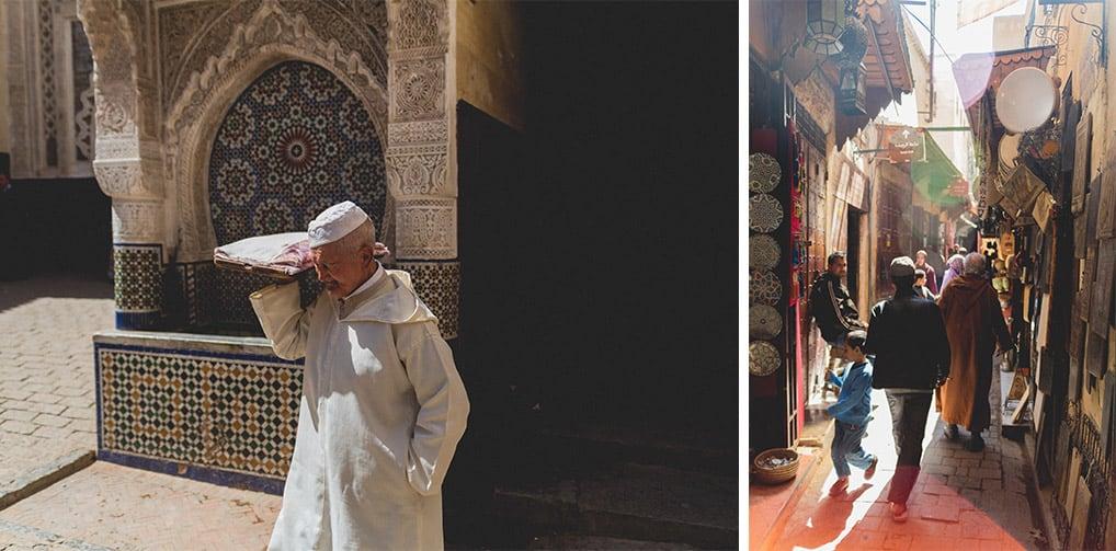 Medina, Fès, Marrocos