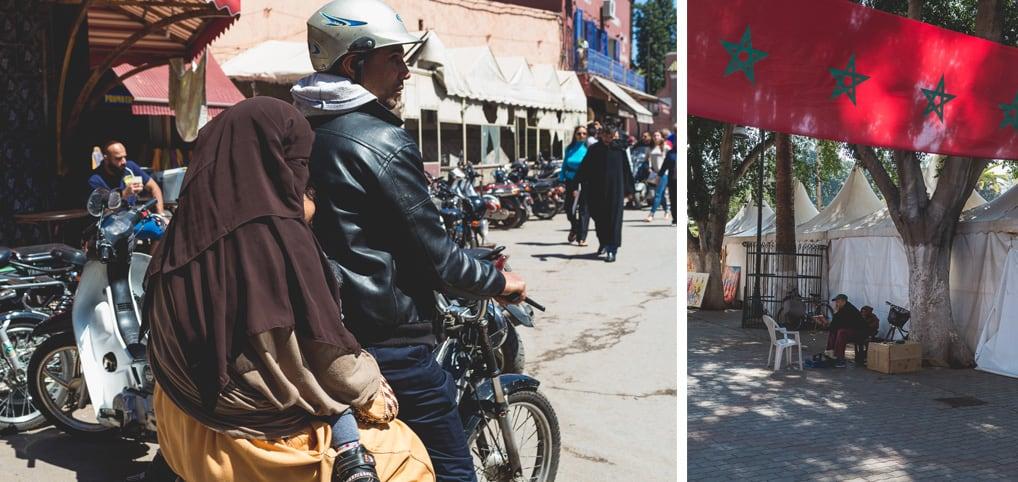 Viagem para Marrakech