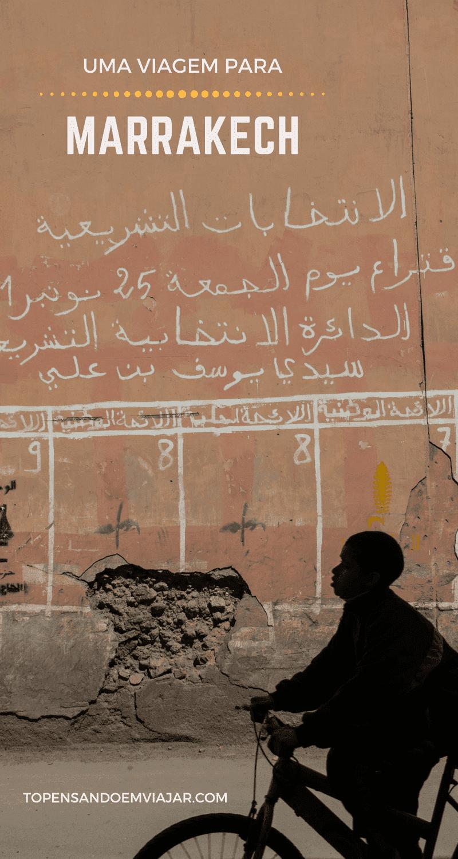 Uma Viagem para Marrakech