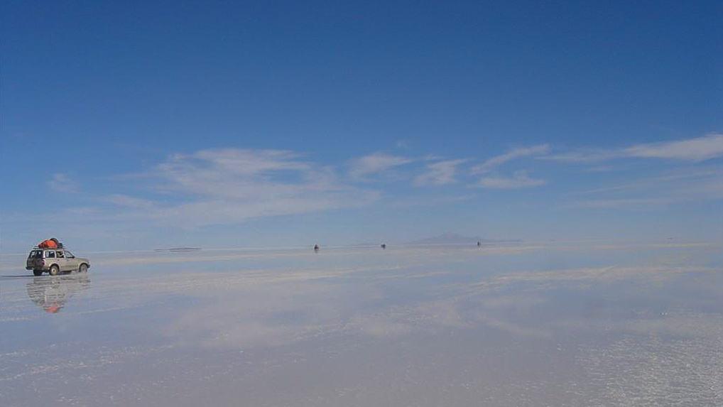 viagem para o Salar do Uyuni