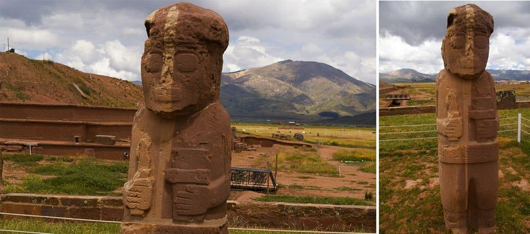La Paz, na Bolívia