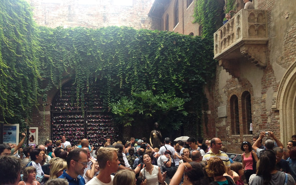 24 horas em Verona