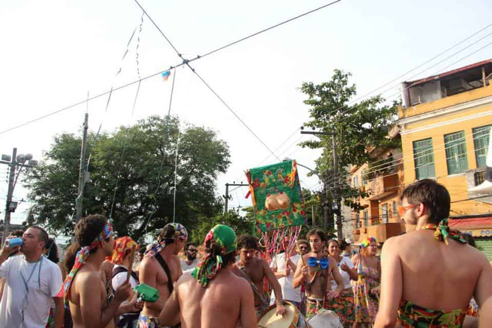 Carnaval 2015 em São Paulo