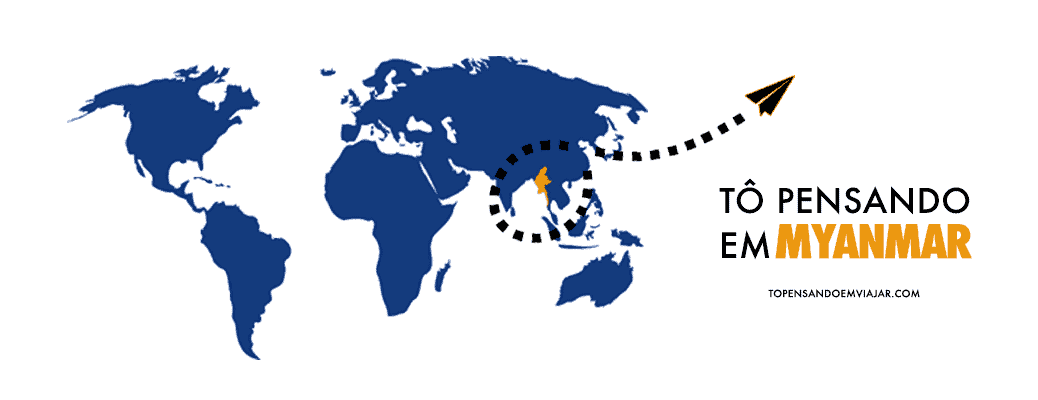 Viagem para Myanmar
