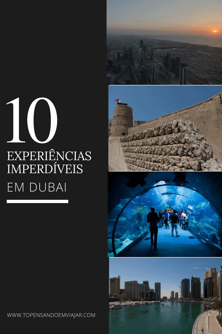 O que fazer em Dubai: 10 experiências imperdíveis