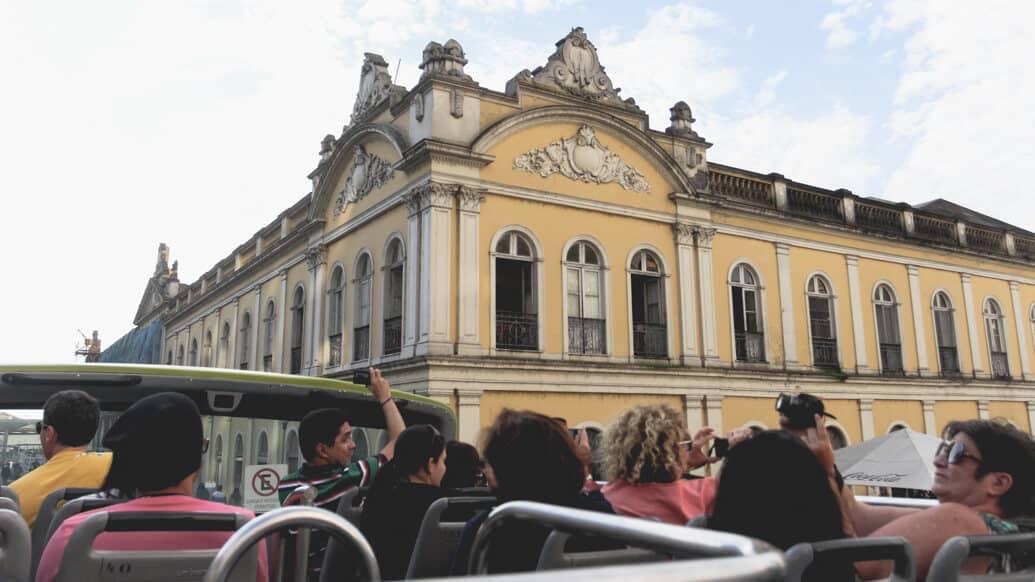 final de semana em Porto Alegre