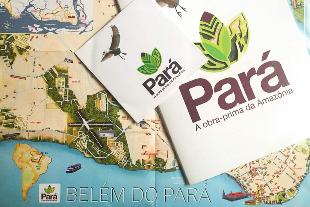 Viajar pro Pará