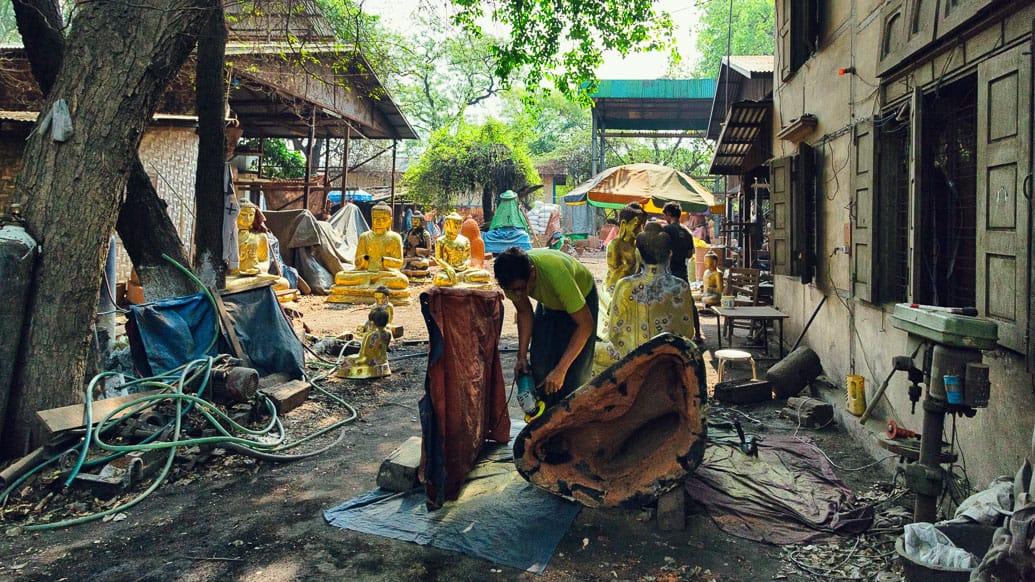 dias em myanmar