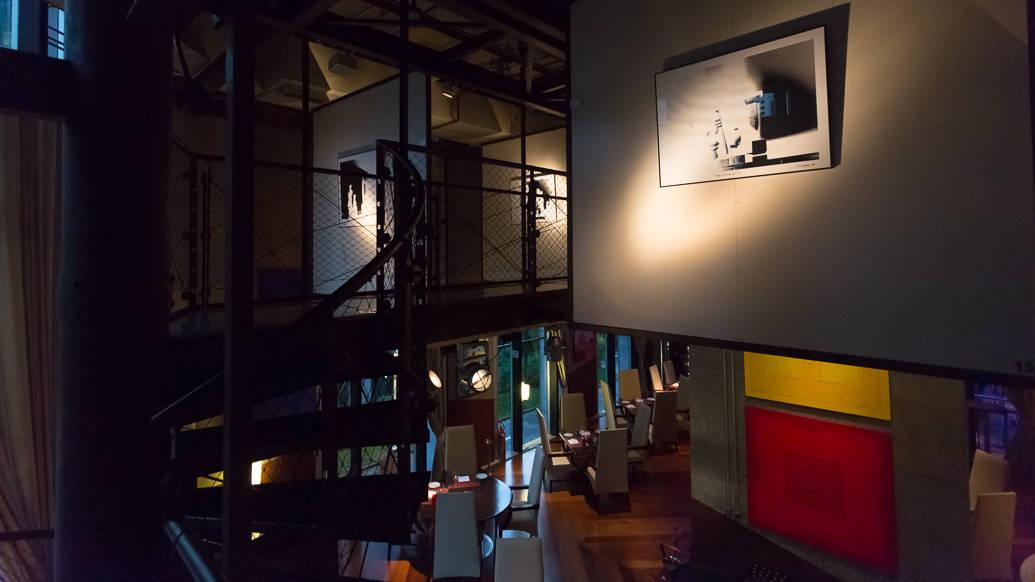 Canvas bar no Hilton São Paulo