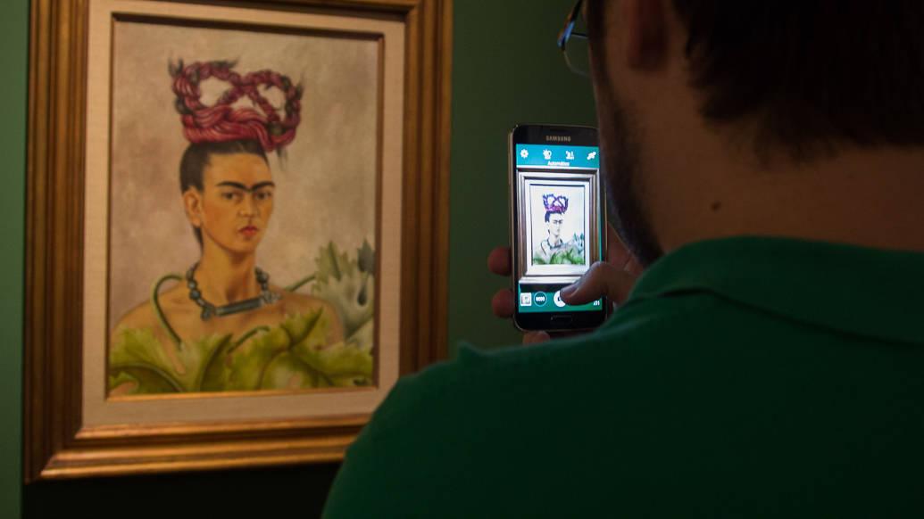 Frida Kahlo em São Paulo