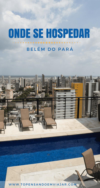 Dica quente de onde se hospedar em Belém do Pará. Saiba como como foi nossa experiência no incrível e bem localizado Hotel Golden Tulip Belém.