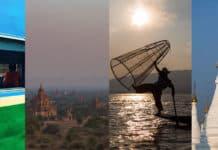 Roteiro de 8 Dias em Myanmar