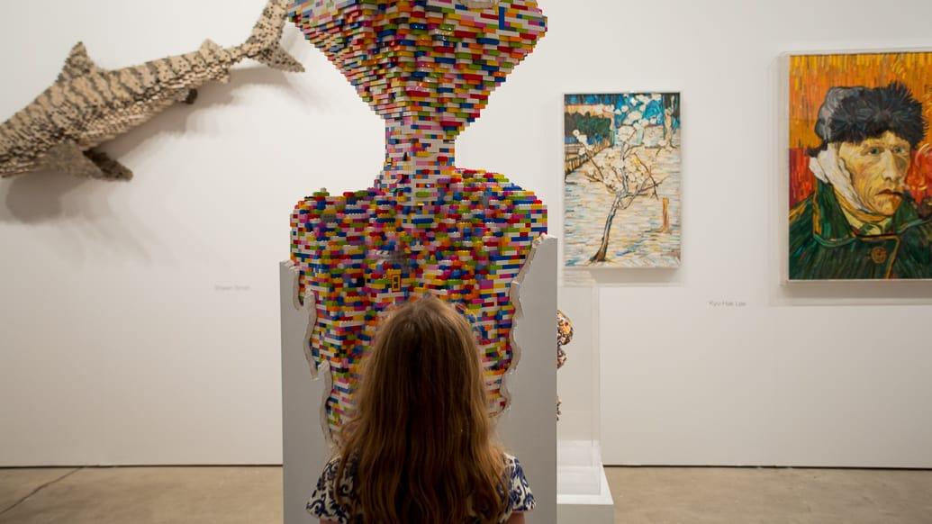 Semana da arte em Miami