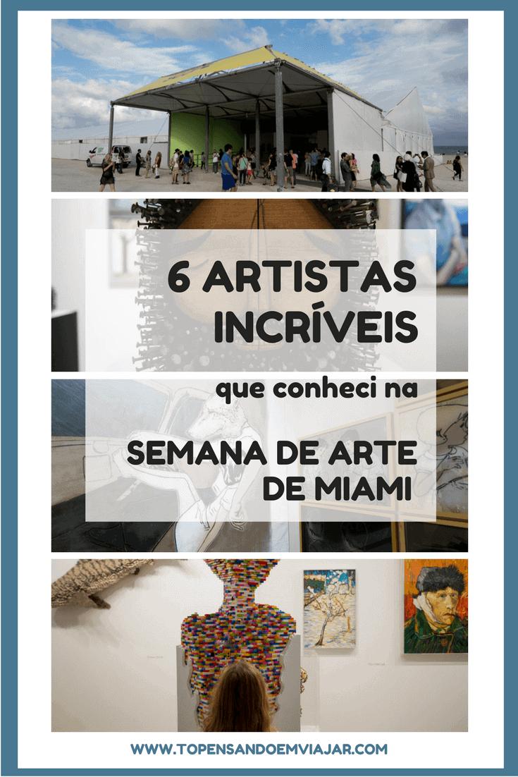 semana de arte em miami