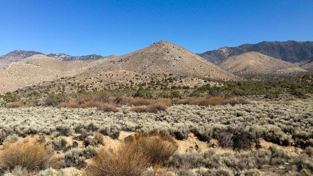do death valley ao yosemite no inverno