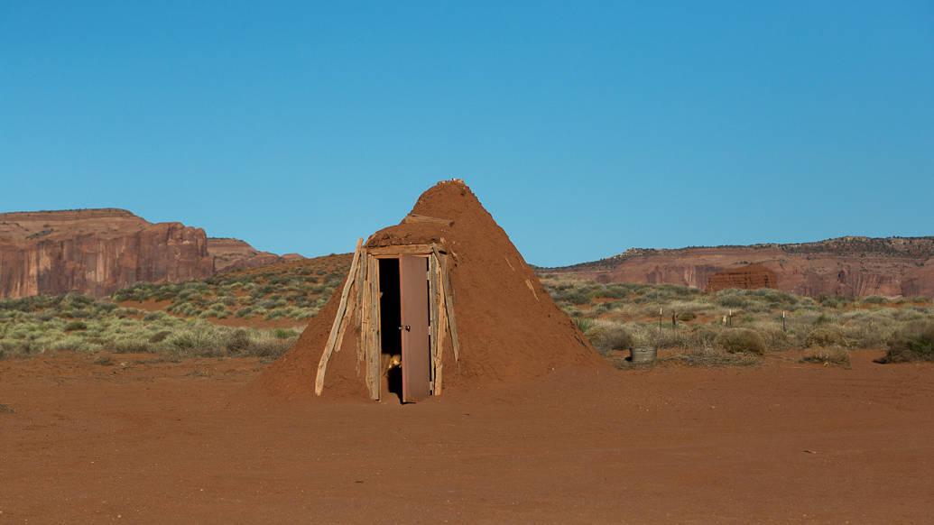 Amanhecer no Monument Valley