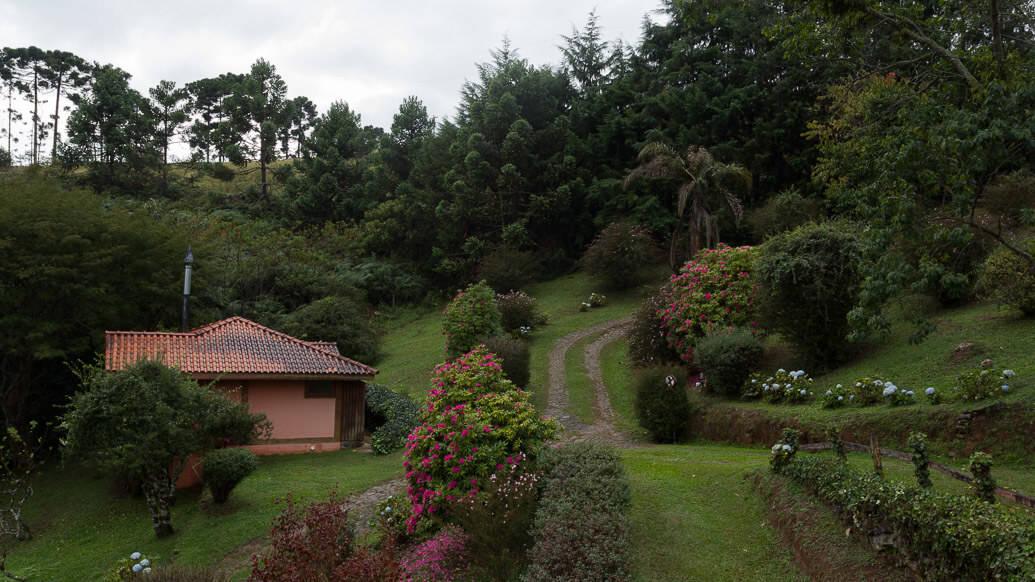 Pousada Bicho do Mato, em Gonçalves