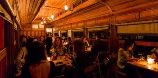 BTNK, um bar nos trilhos desativados do trem em SP