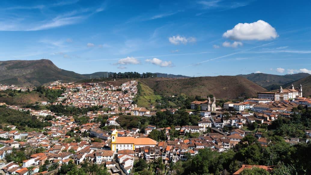Ouro Preto do alto