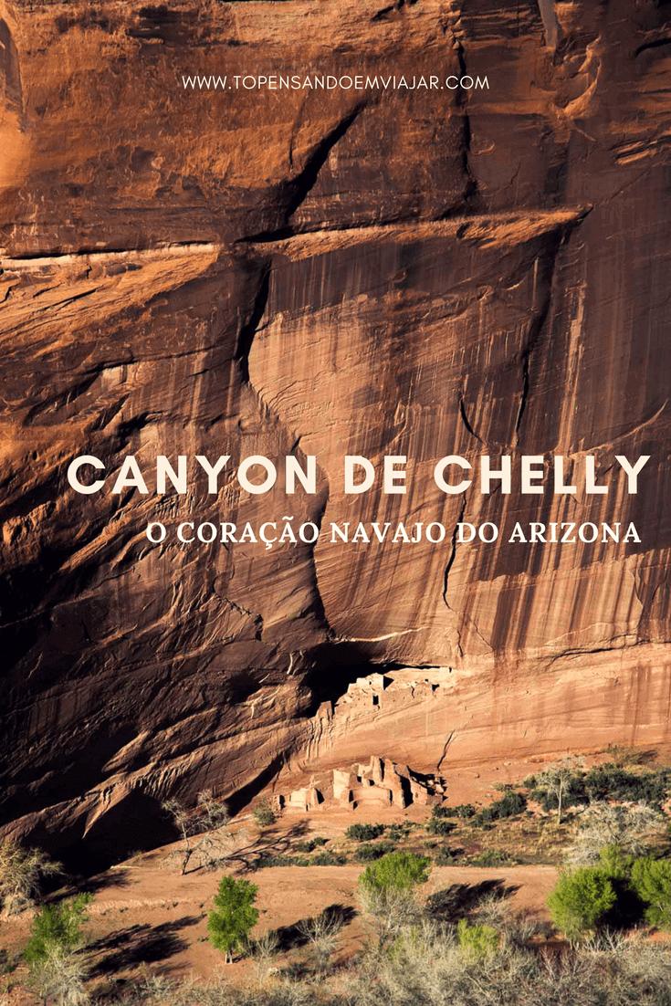Conheça o Canyon de Chelly, o coração Navajo no Arizona, habitado há mais de 5.000 anos por civilizações diversas, cheias de mistérios incríveis!