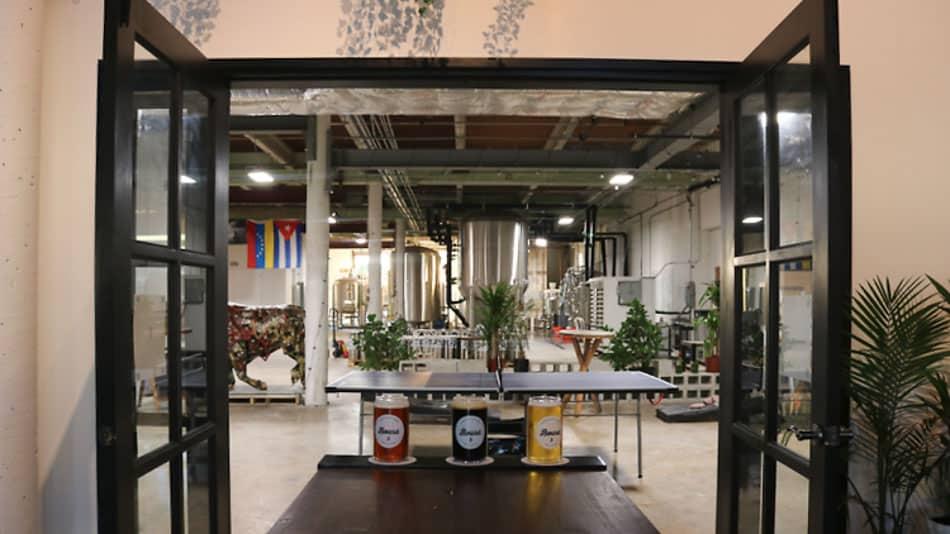 Cervejarias em Miami: Bousa Brewing