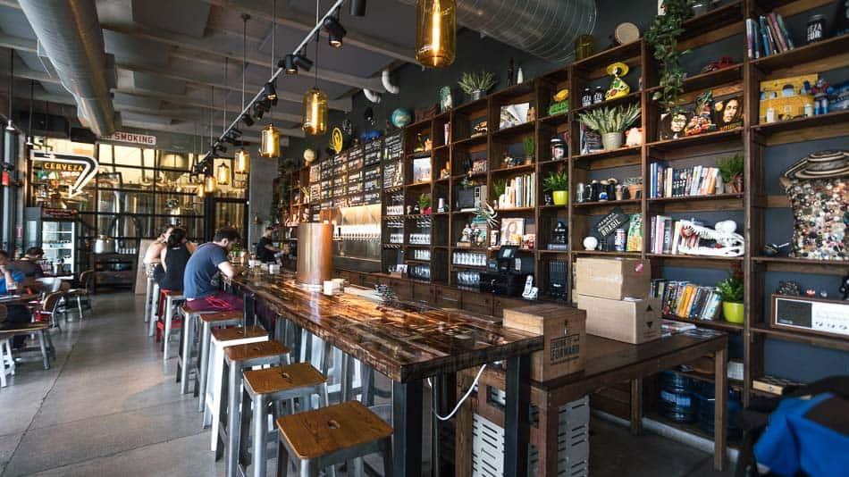 Dica de cervejaria em Miami: Veza Sur