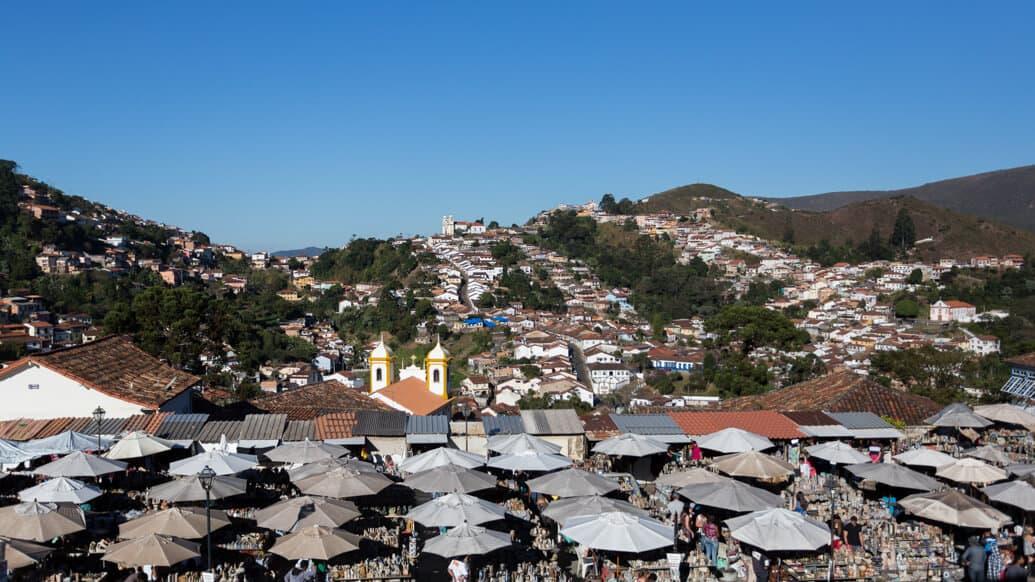 Pousada do Mondego, em Ouro Preto, MG