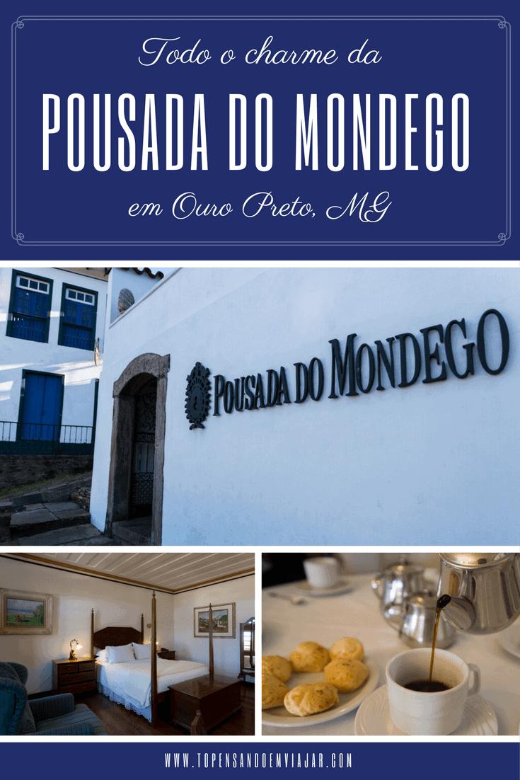Pousada Mondego em Ouro Preto, MG