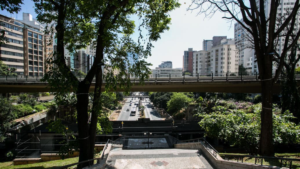 Férias de janeiro em São Paulo