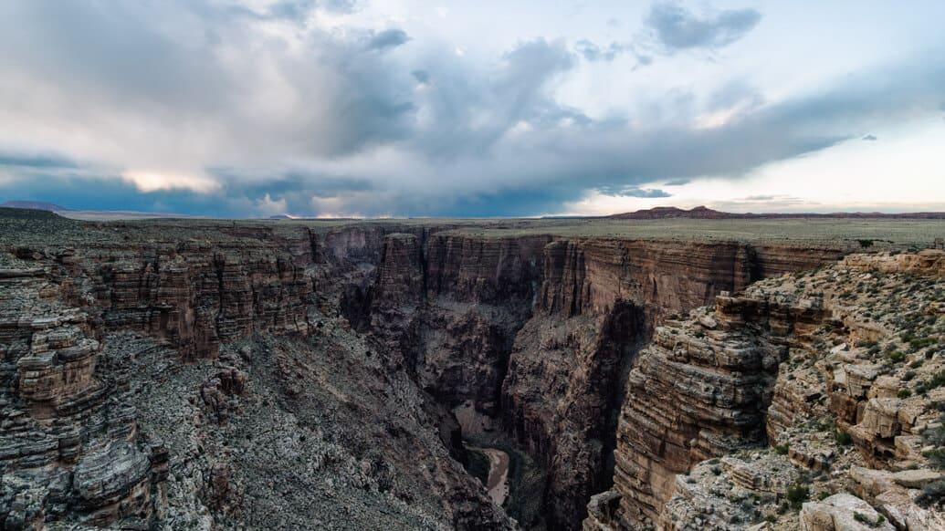 saindo-do-grand-canyon
