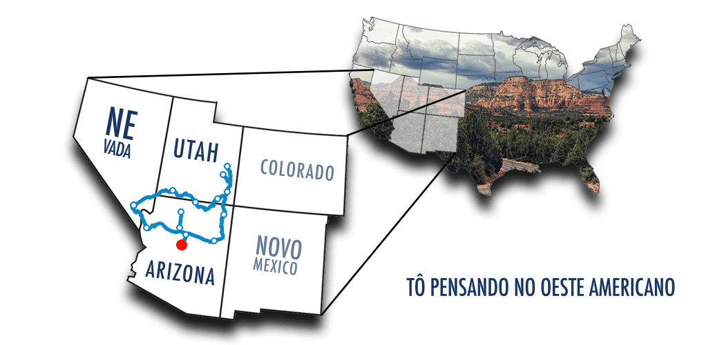 sedona-mapa