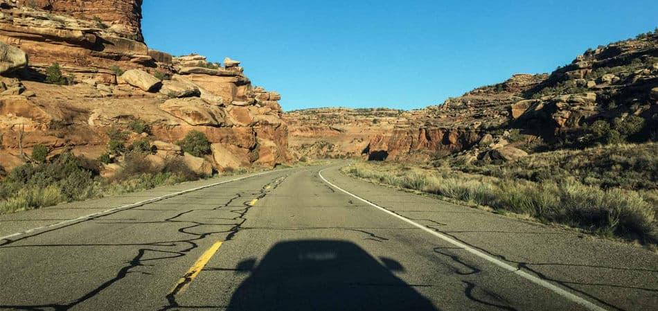 2 Semanas de Carro pelo Oeste Americano