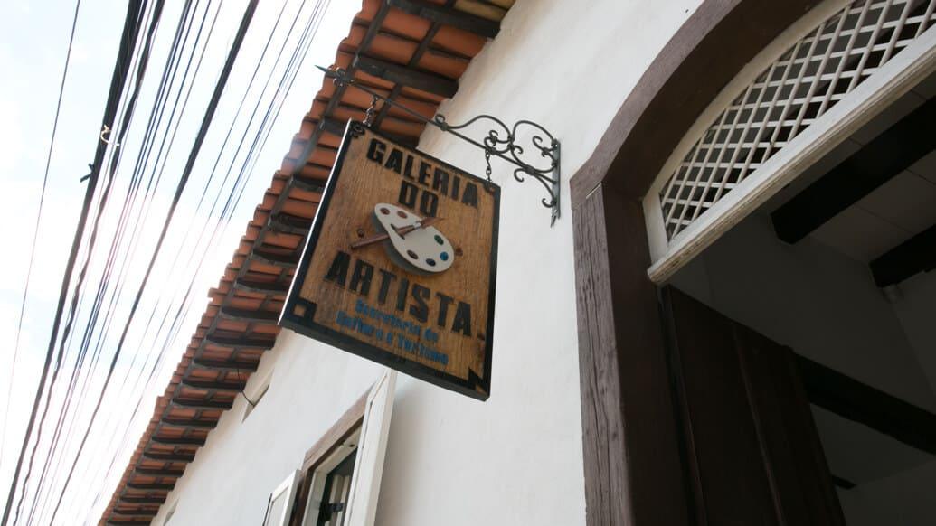 1 Dia em Santana de Parnaiba