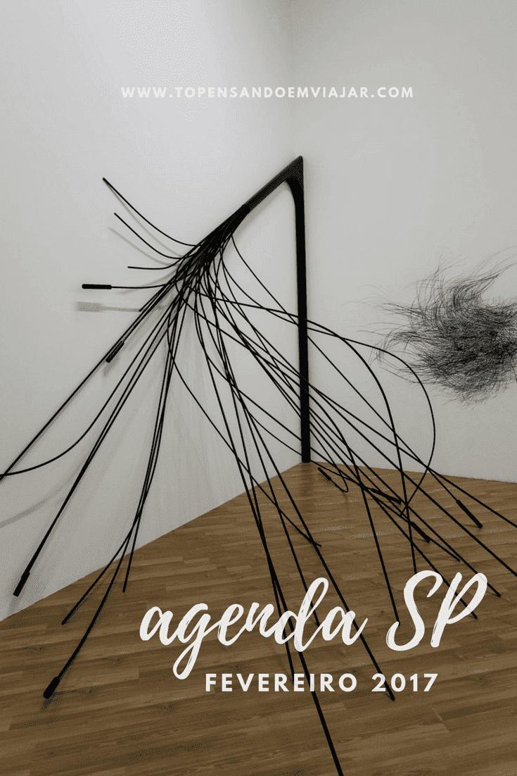 agenda sp fevereiro