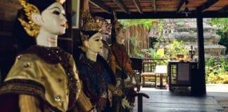 Artist's House: programa diferente em Bangkok