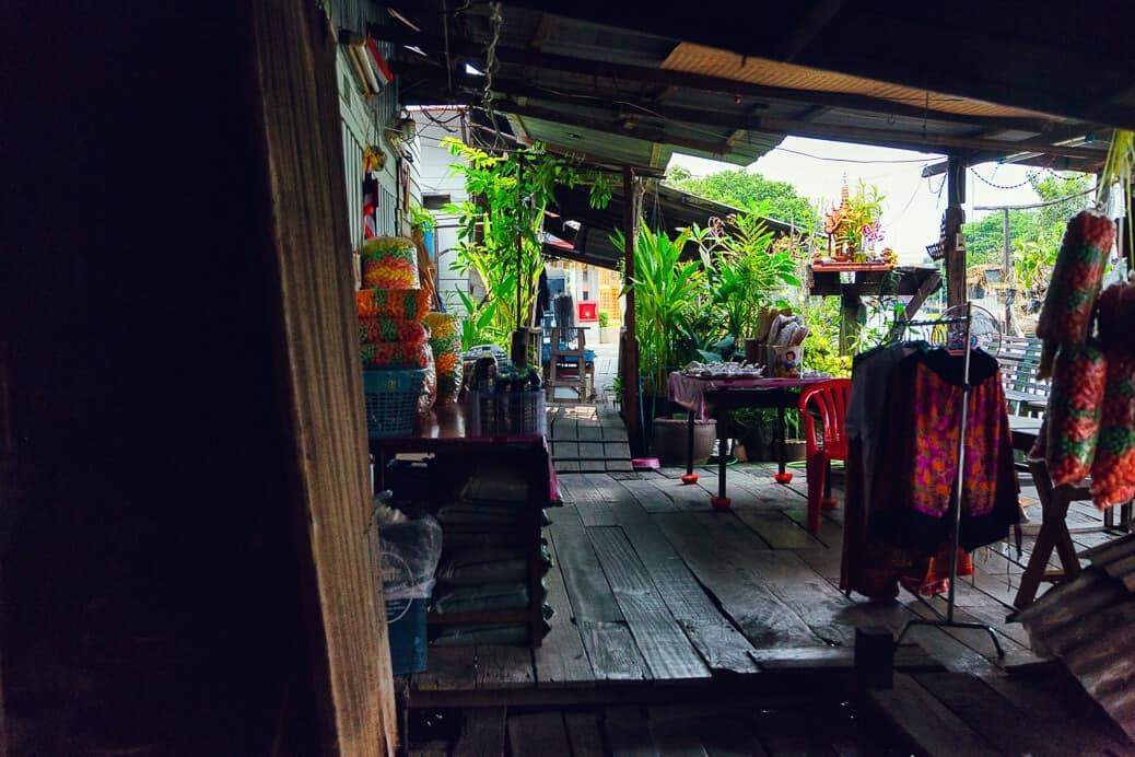 diferente em Bangkok