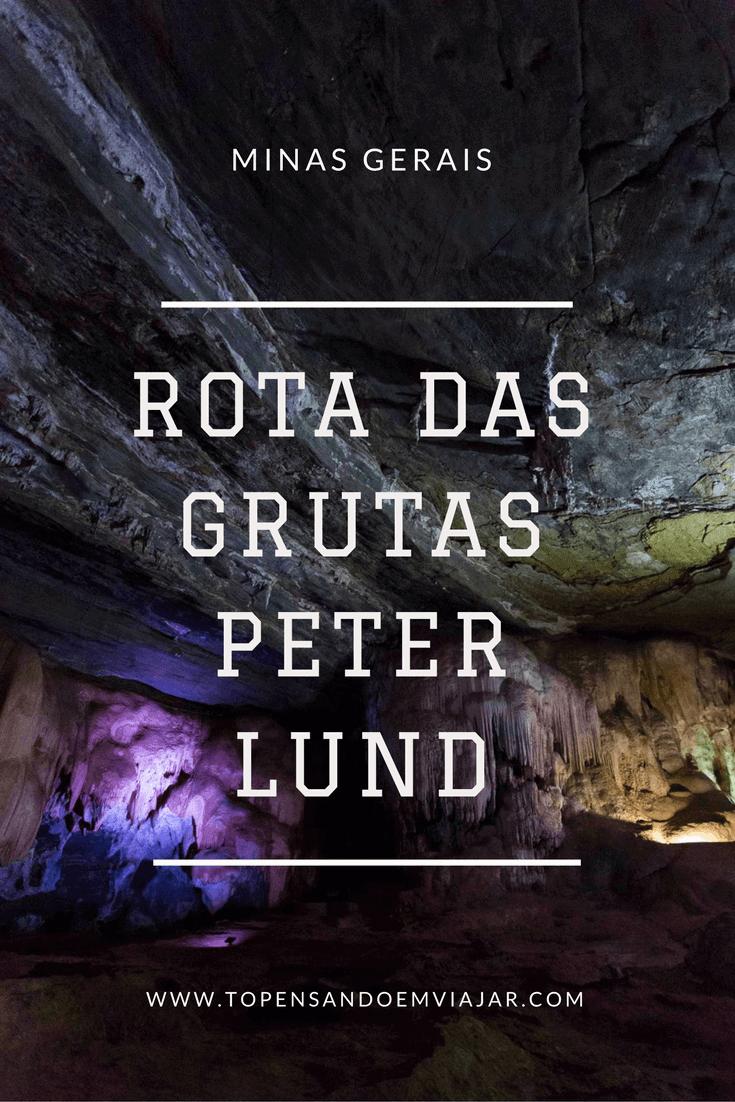 Conheça a Rota das Grutas Peter Lund, uma fantástica viagem ao centro da Terra, perto da cidade de Belo Horizonte, capital de Minas Gerais.