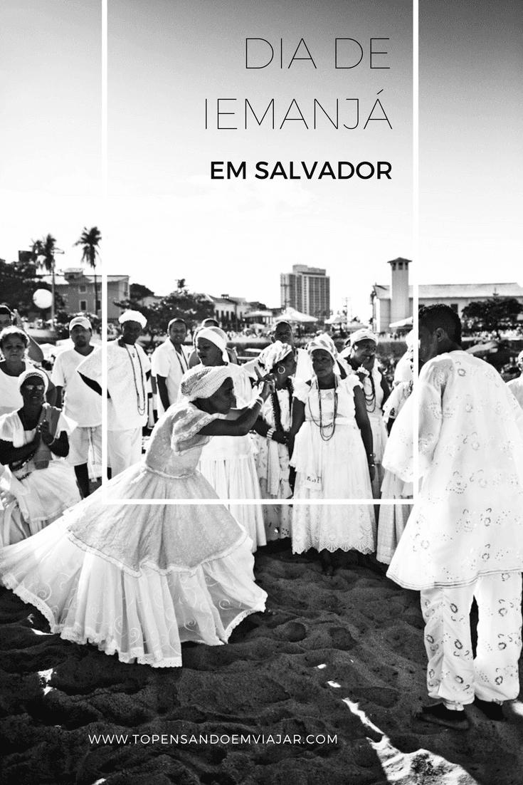 Dia de Iemanjá em Salvador